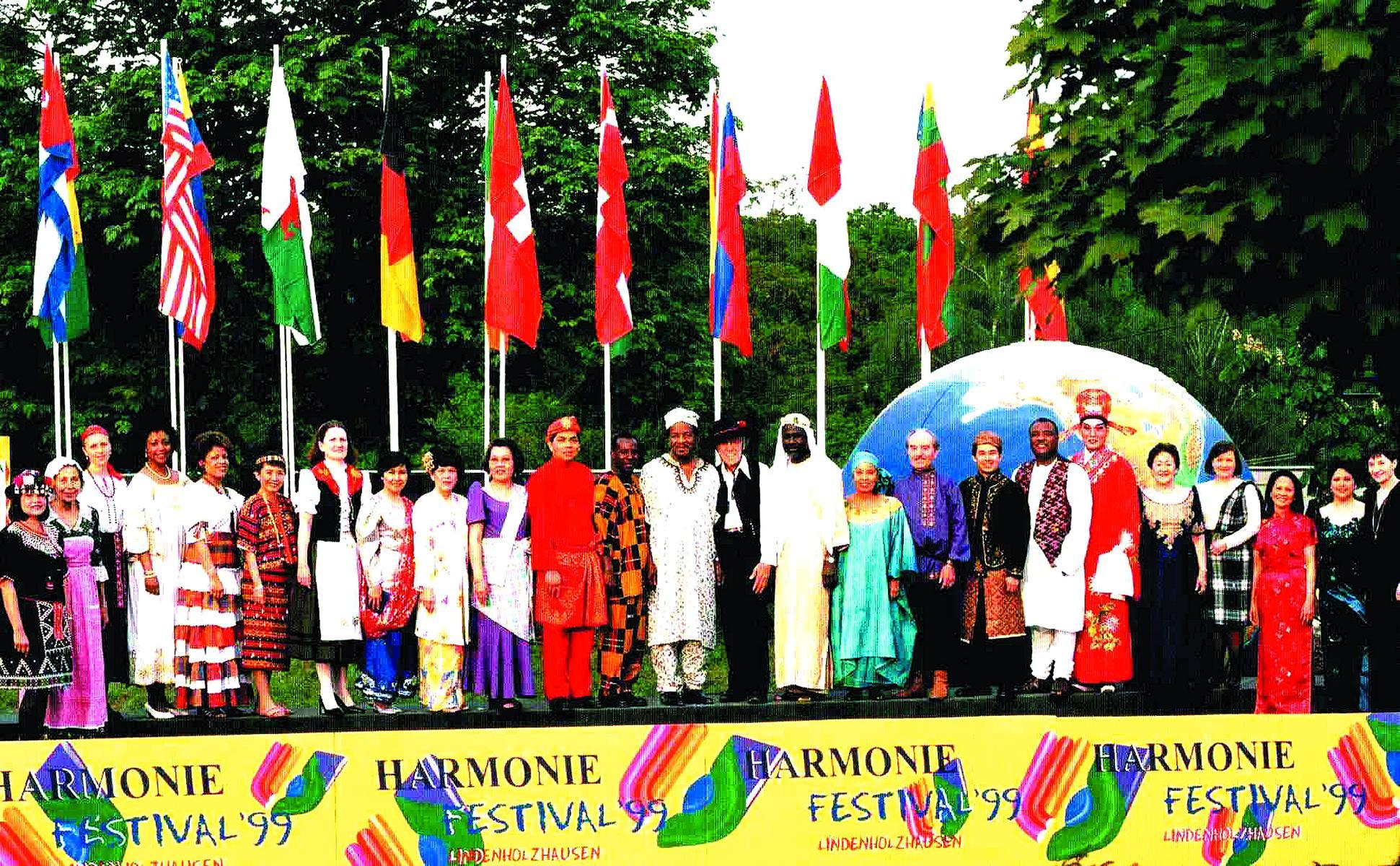 Harmonie Festival 1999