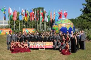 Fahnenhügel Harmonie Festival