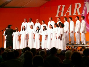 Coro Entrevoces from Havanna (Cuba)
