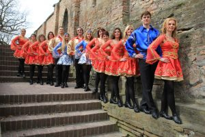Irish Dance Group - Moment of Celtic Energy